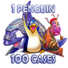 1 Penguin 100 Cases oyunu