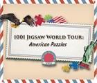 1001 Jigsaw World Tour American Puzzle oyunu