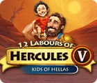 12 Labours of Hercules: Kids of Hellas oyunu
