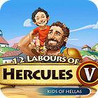 12 Labours of Hercules V: Kids of Hellas oyunu