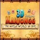 3D Mahjong Deluxe oyunu