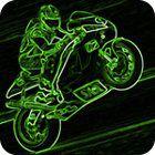 3D Neon Race oyunu