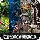 Four Seasons Differences oyunu