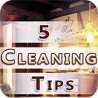 Five Cleaning Tips oyunu