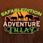 Adventure Inlay: Safari Edition oyunu