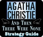 Agatha Christie: And Then There Were None Strategy Guide oyunu