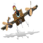 El Airplane oyunu