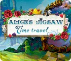 Alice's Jigsaw Time Travel oyunu