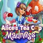 Alice's Tea Cup Madness oyunu