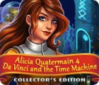Alicia Quatermain 4: Da Vinci and the Time Machine Collector's Edition oyunu