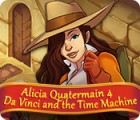 Alicia Quatermain 4: Da Vinci and the Time Machine oyunu