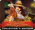 Alicia Quatermain: Secrets Of The Lost Treasures Collector's Edition oyunu