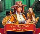 Alicia Quatermain & The Stone of Fate oyunu