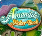 Amanda's Sticker Book oyunu