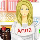 Anna's Delicious Chocolate Cake oyunu