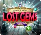 Antique Shop: Lost Gems London oyunu