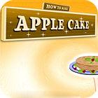 Apple Cake oyunu
