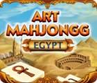 Art Mahjongg Egypt oyunu