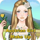 Austrian Girl Make-Up oyunu
