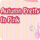 Autumn Pretty in Pink oyunu