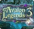 Avalon Legends Solitaire 3 oyunu