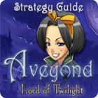 Aveyond: Lord of Twilight Strategy Guide oyunu