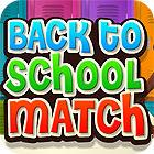 Back To School Match oyunu