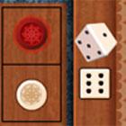 Backgammon (short) oyunu