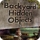 Backyard Hidden Objects oyunu