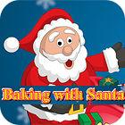 Baking With Santa oyunu
