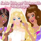 Barbie Bride and Bridesmaids Makeup oyunu