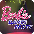 Barbie Dance Party oyunu