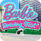 Barbie Driving Test oyunu