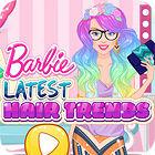 Barbie Latest Hair Trends oyunu
