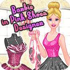Barbie in Pink Shoes Designer oyunu