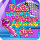 Barbie Rock and Royals Style oyunu
