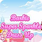 Barbie Super Sparkle DressUp oyunu