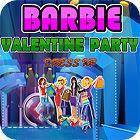 Barbie Valentine Party oyunu