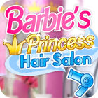Barbie Princess Hair Salon oyunu