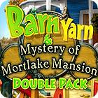 Barn Yarn & Mystery of Mortlake Mansion Double Pack oyunu