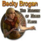 Becky Brogan: The Mystery of Meane Manor oyunu
