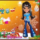 Bratz's Fashion Christmas oyunu