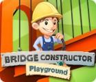 BRIDGE CONSTRUCTOR: Playground oyunu