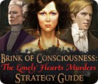 Brink of Consciousness: The Lonely Hearts Murders Strategy Guide oyunu