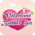 Valentine Bubble Hit oyunu