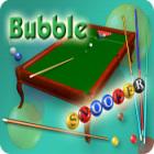 Bubble Snooker oyunu