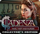 Cadenza: Fame, Theft and Murder Collector's Edition oyunu