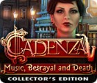 Cadenza: Music, Betrayal and Death Collector's Edition oyunu