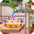 Cake Master: Carrot Cake oyunu