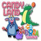 Candy Land - Dora the Explorer Edition oyunu